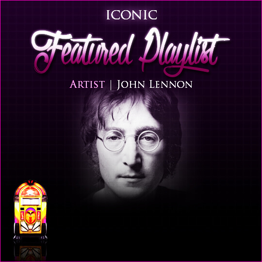 John Lennon Display