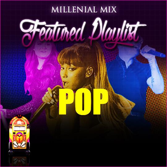 Millenial Mix POP in Site